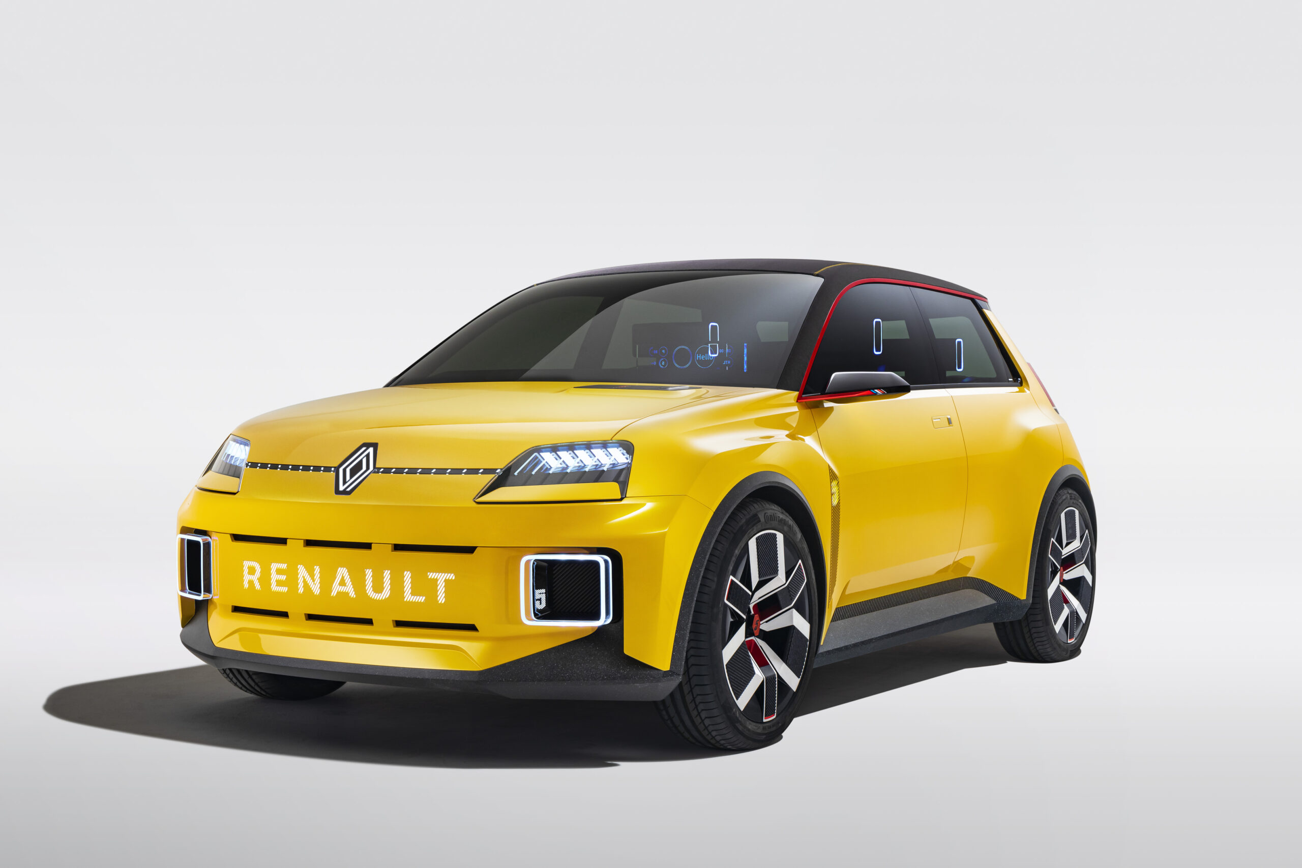 Renault 5 Prototype | © Groupe Renault 2020
