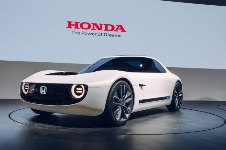 Honda E Coupé | © 2020 Honda Motor Europe Ltd.