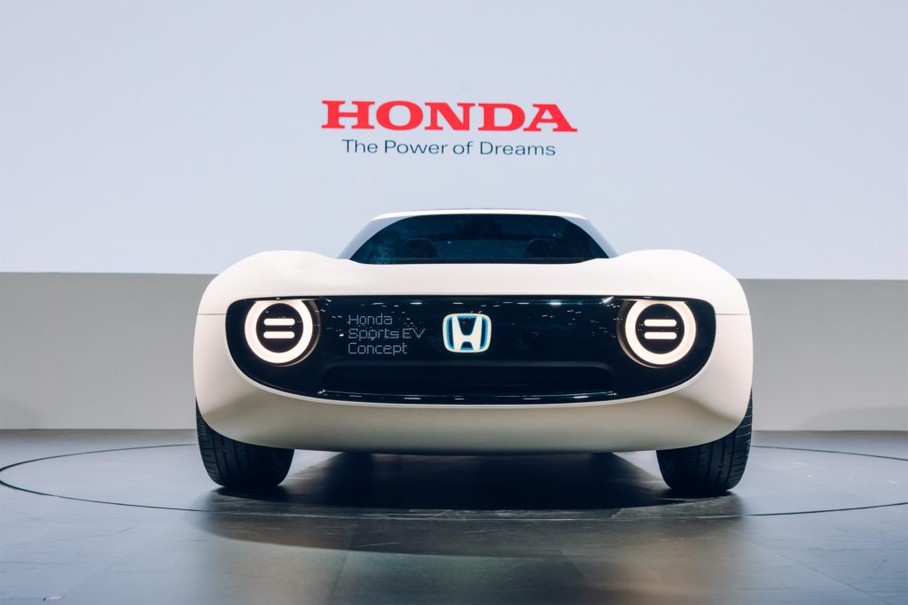 Honda e Coupé | © 2020 Honda Motor Europe Ltd.