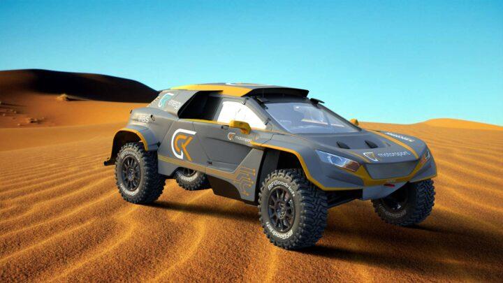 GCK Motorsport E-Blast 1 | © 2020 GCK