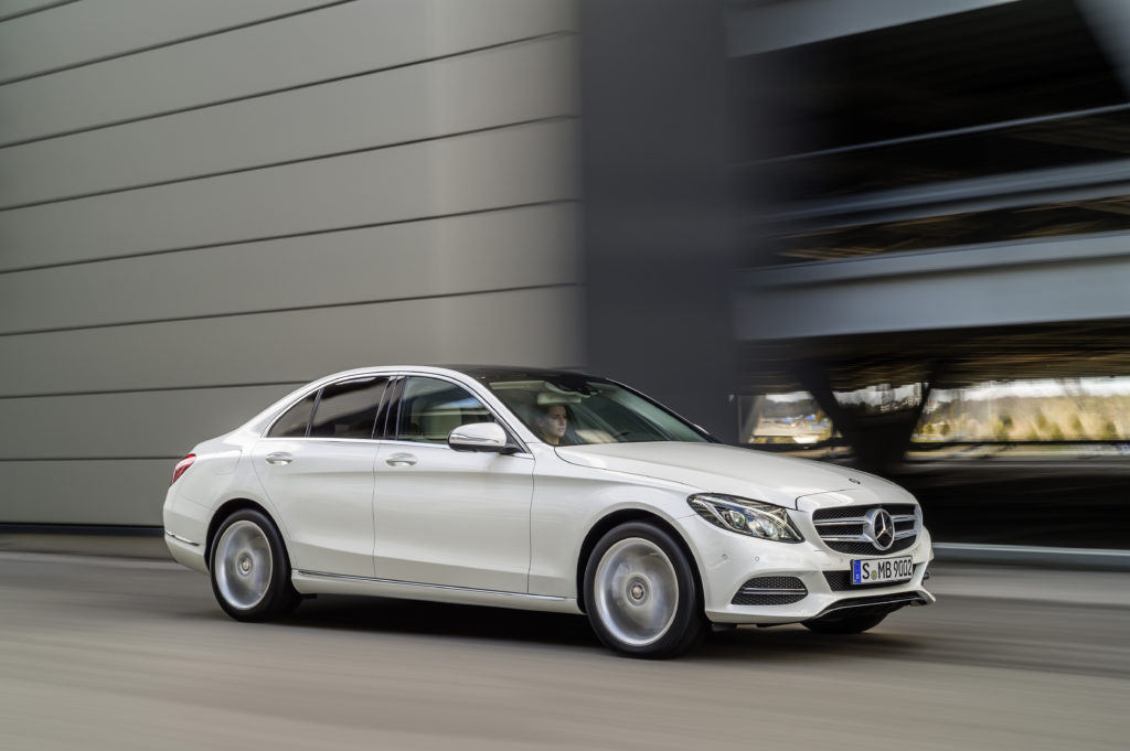 Mercedes-Benz C 220d | © 2020 Daimler AG