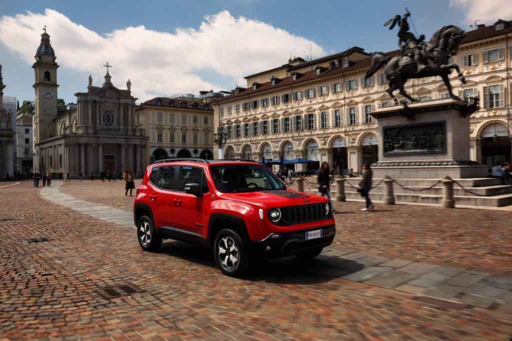 Jeep Compass PHEV | © FCA Germany AG