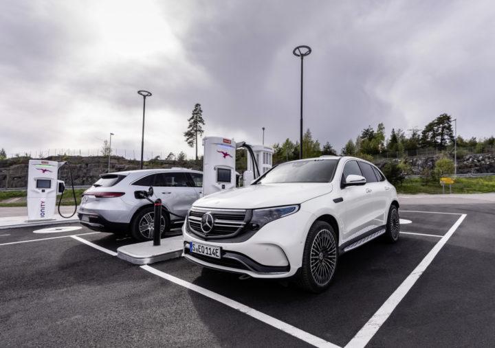 Mercedes-Benz EQC | © 2020 Daimler AG