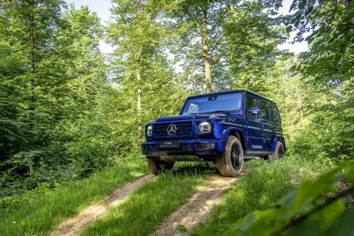 Mercedes-Benz Electric G-Class | © 2020 Daimler AG