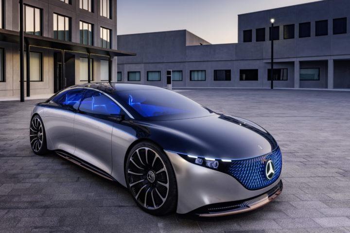Mercedes-Benz EQS | © 2020 Daimler AG