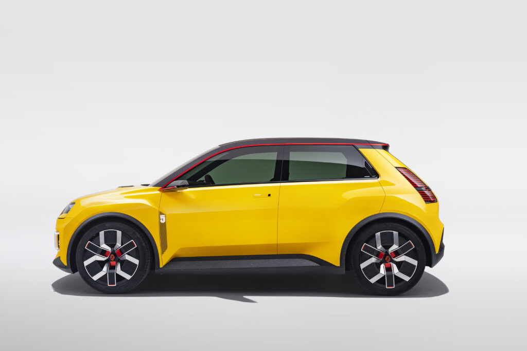Renault 5 Prototype | © Groupe Renault 2020