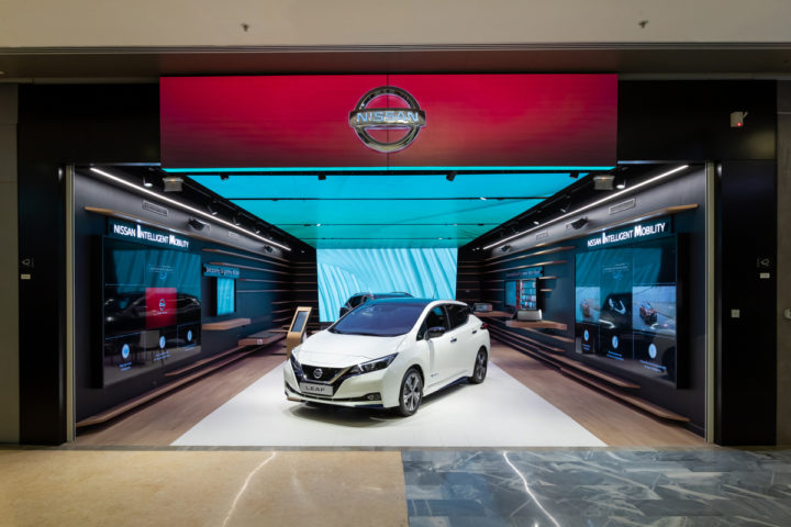 City Hub Nissan | © Nissan 2019