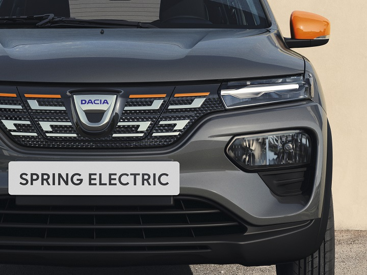 DACIA SPRING ELECTRIC | © Groupe Renault 2020