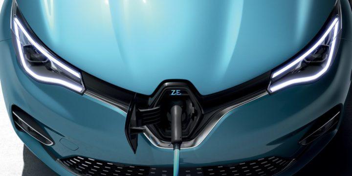 2019er Renault ZOE | ©Renault