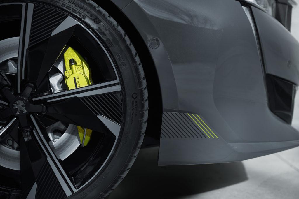 508 PEUGEOT Sport Engineered Neo-Performance   ©PEUGEOT DEUTSCHLAND GMBH