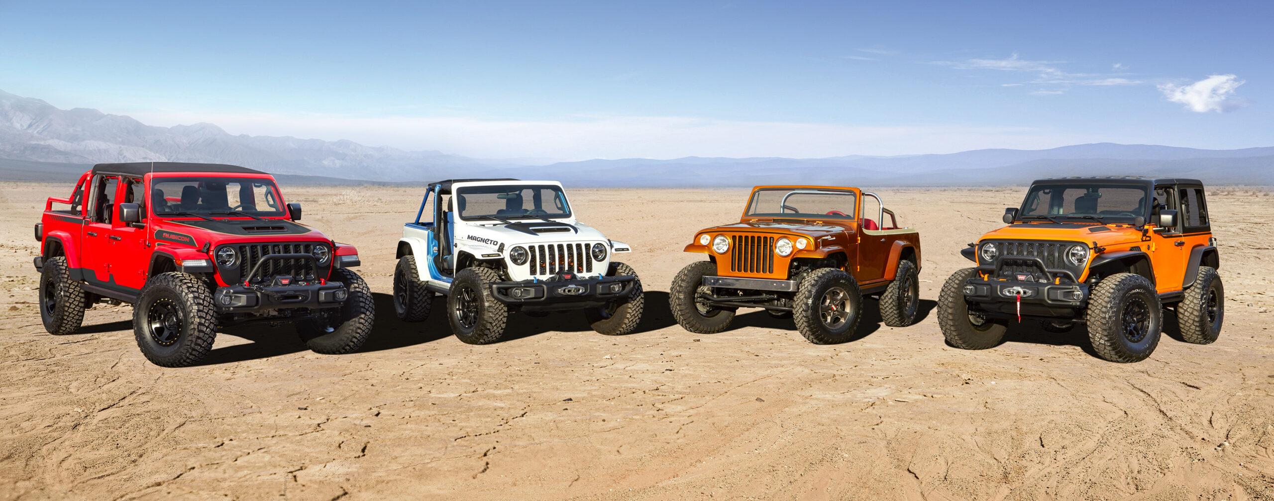 © Stellantis Jeep