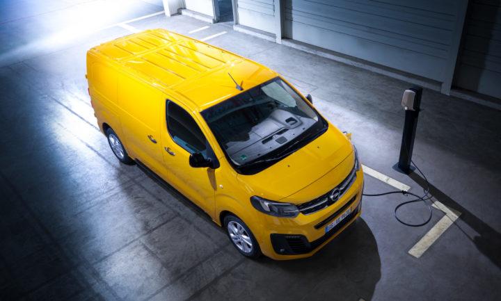 Opel Vivaro-e | ©Opel Automobile GmbH