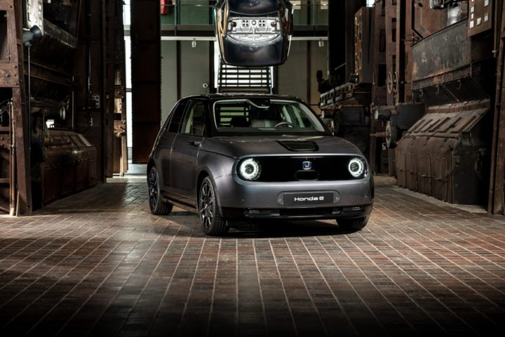 Honda E | © 2020 Honda Motor Europe Ltd.