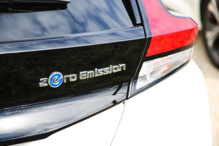Zero Emission | © Nissan 2019