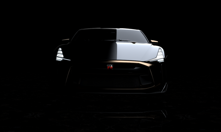 Nissan GT-R R50 Prototype | © Nissan 2019