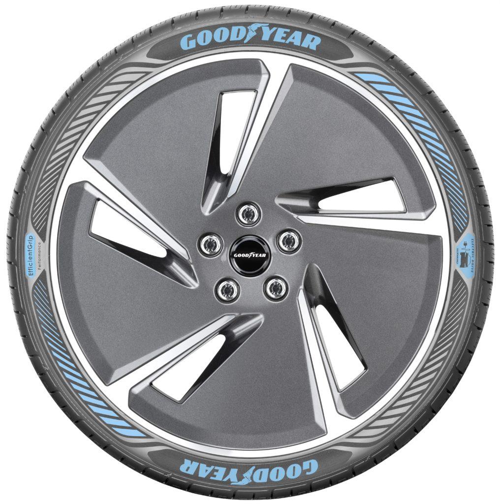 Goodyear EfficientGrip | ©Goodyear