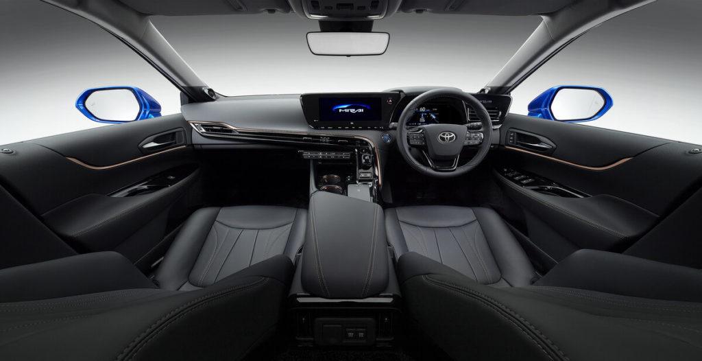 Toyota Mirai Mark 2 | ©Toyota Deutschland GmbH 2019