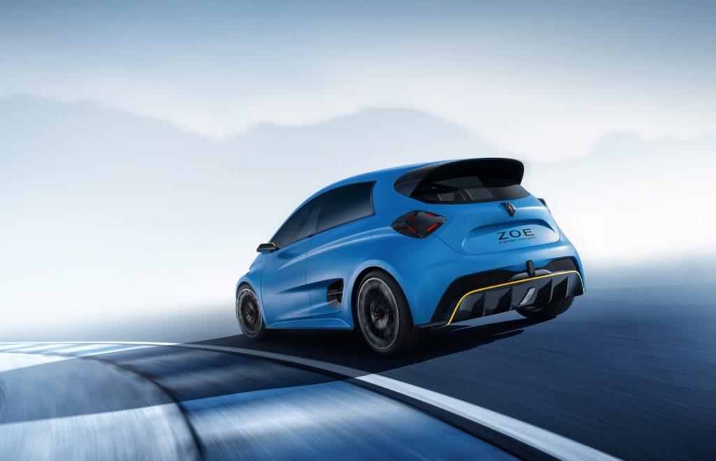 ZOE e-Sport Concept | ©Renault