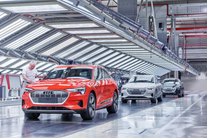 Audi E-tron | ©Audi AG