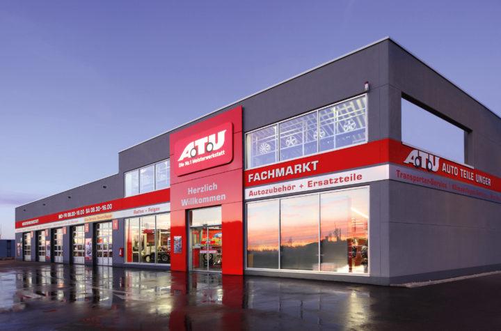 A.T.U Wartet Elektroautos | ©A.T.U Auto-Teile-Unger Handels GmbH & Co. KG