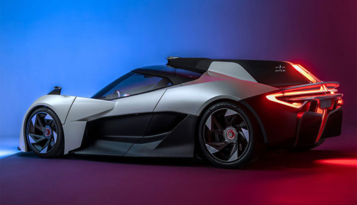 Apex Motors AP-0 | © 2019 APEX MOTORS