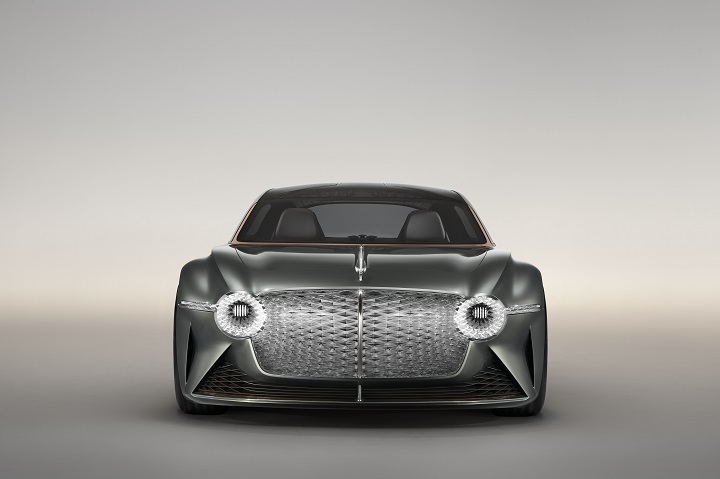 "Bentley ""Beyond 100"" 