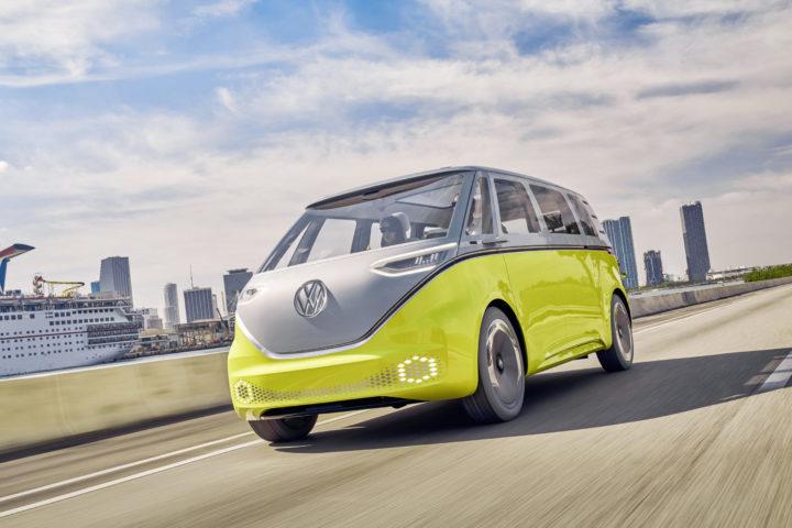VW ID.7 BUZZ | ©Volkswagen