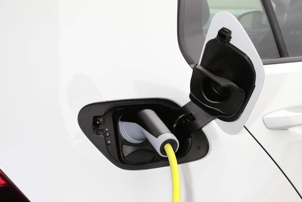 VW e-Golf Ladevorgang   ©Volkswagen