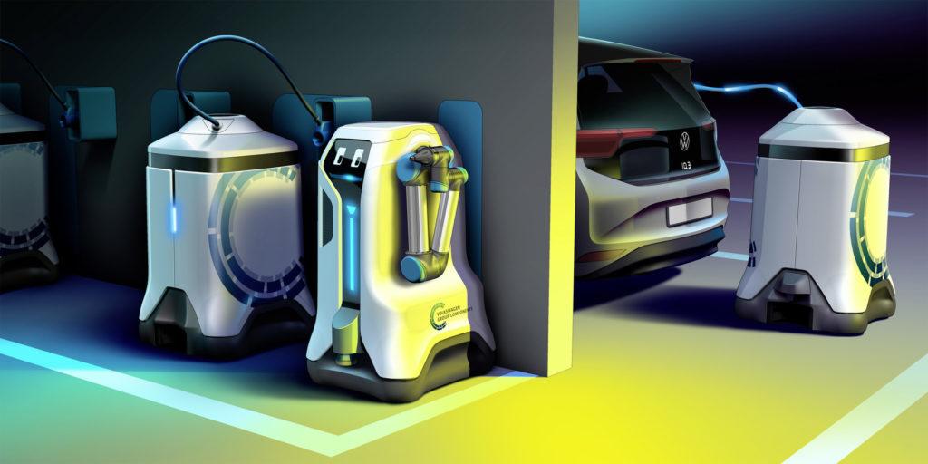 VW Charging Service | ©Volkswagen