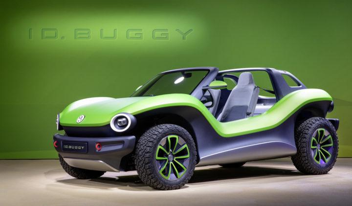Volkswagen I.D. Buggy Front | ©Volkswagen