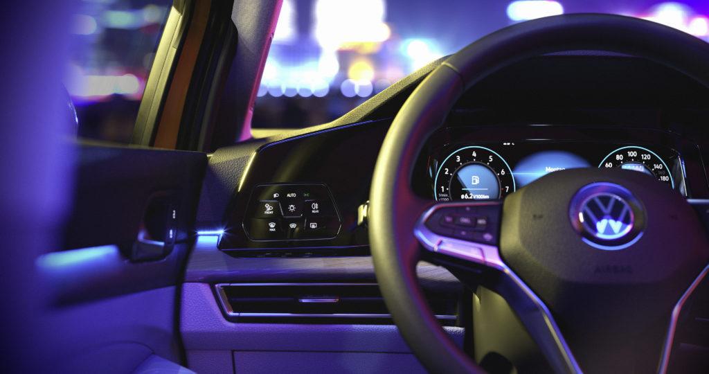 VW GOLF 8 Innenraum | ©Volkswagen