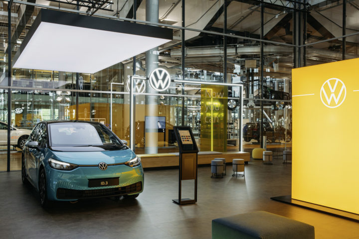 VW ID.Stores | ©Volkswagen