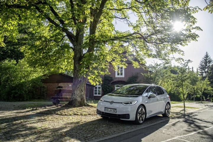 ME2 Software Für Den VW ID.3 | ©Volkswagen