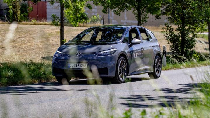 VW ID.3 Rekord | ©Volkswagen