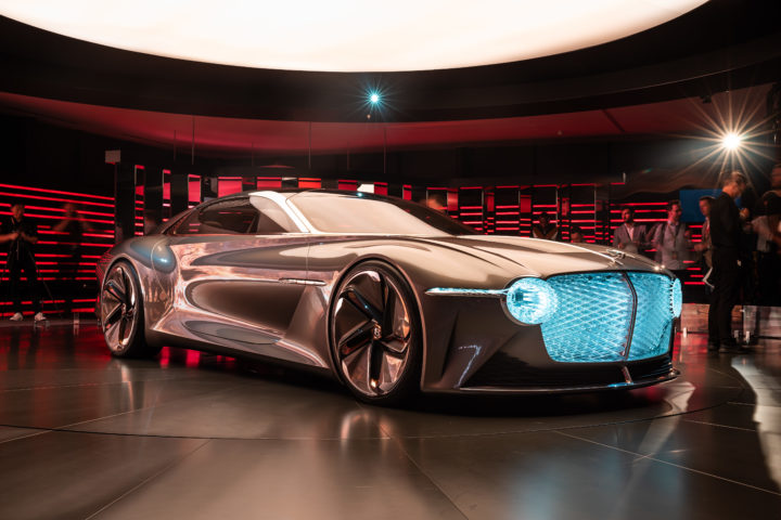 Bentley EXP 100 GT | ©Bentley Motors 2019