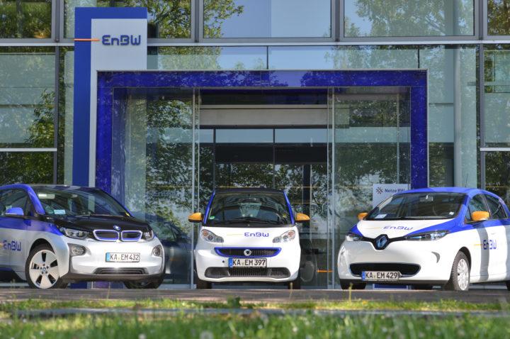 EnbW Elektro-Fahrzeuge | ©EnBW