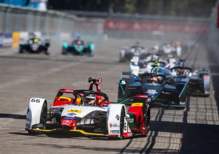 Formel E Fahrerfeld | ©Audi Deutschland