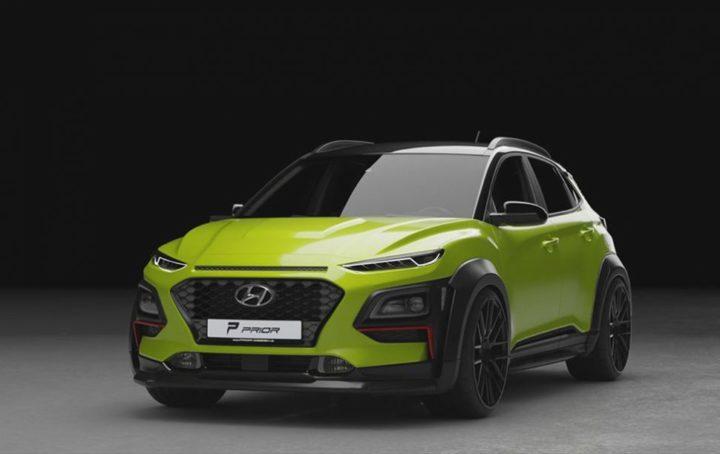 Hyundai Kona Prior Design | ©PRIOR Design GmbH