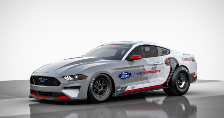 Mustang Cobra Jet 1400 | © 2020 The Ford Motor Company