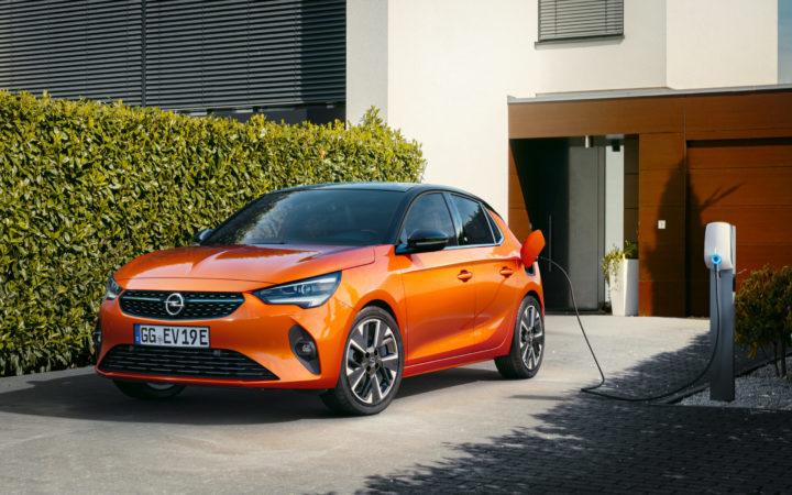 Opel Corsa-e | © OPEL 2020