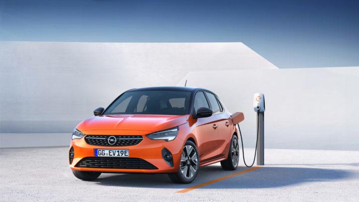 2019 Opel Corsa-e | © OPEL 2019