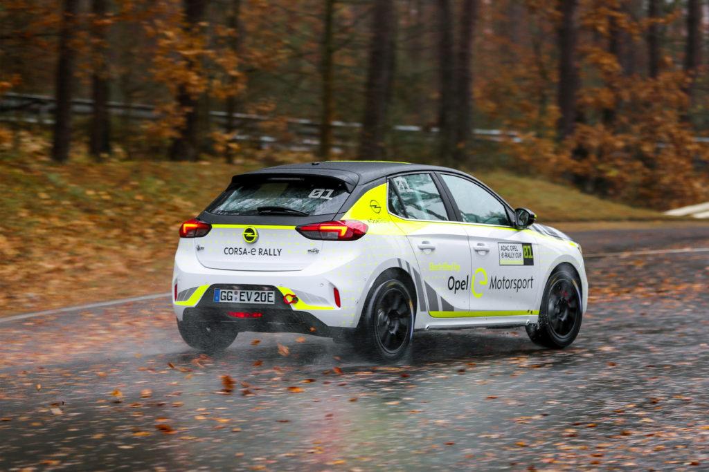 Opel Corsa-e Rallye | © OPEL 2019