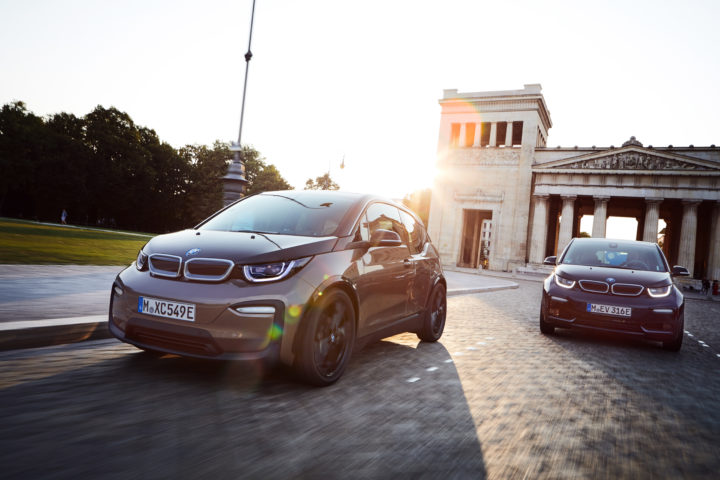 BMW I3s | ©BMW Group