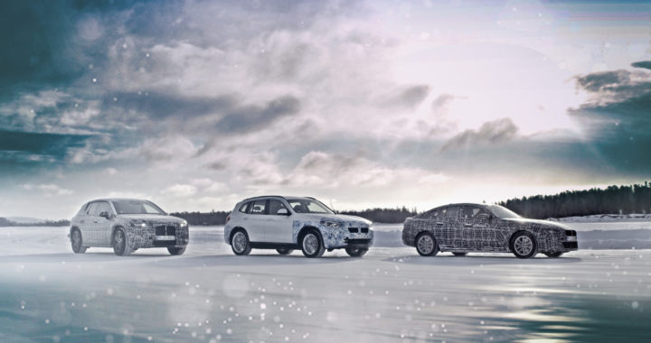 BMWiX3 & BMWi4 & BMW INEXT | ©BMW Group