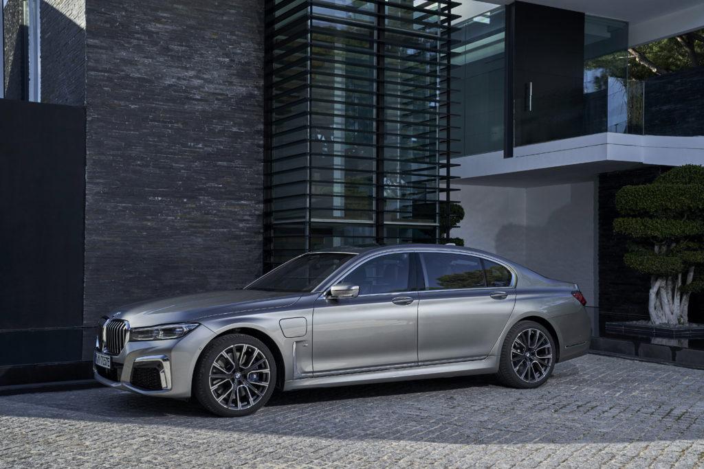 BMW 745e   ©BMW Group