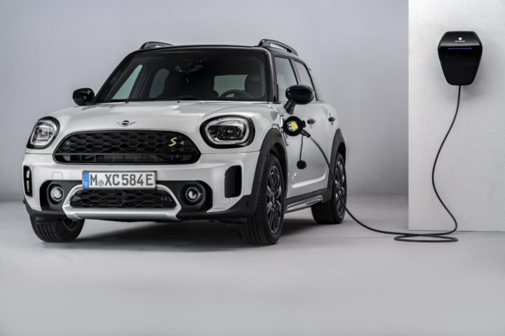 MINI Cooper SE Countryman ALL4 | ©BMW Group
