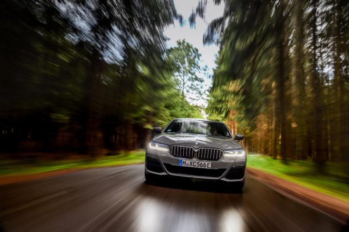 BMW 545e XDrive | ©BMW Group