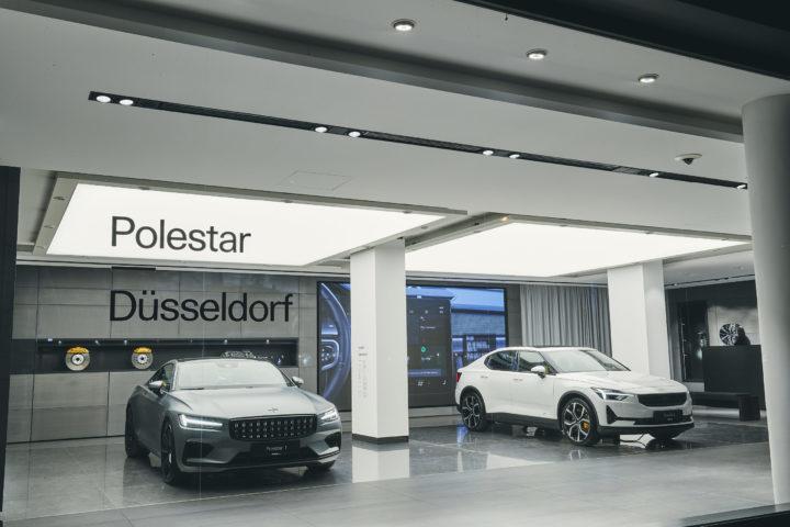 Polestar Space Düsseldorf | Polestar © 2020