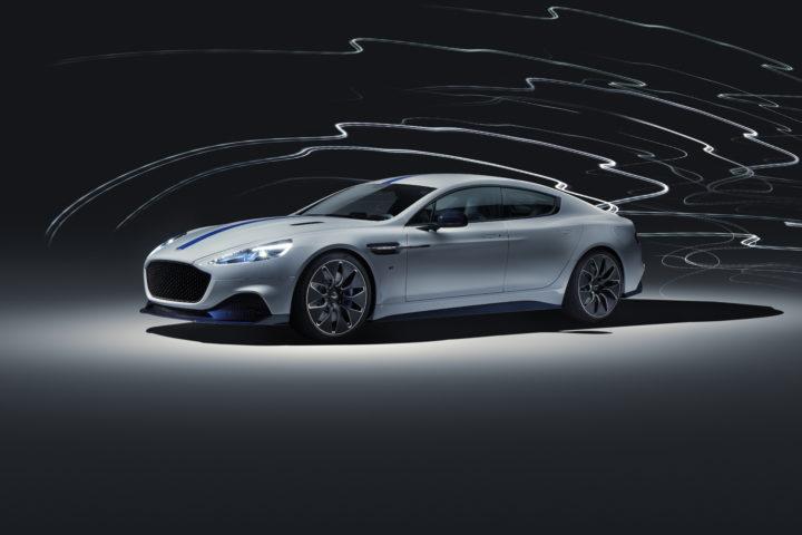 Aston Martin Rapide E | ©Aston Martin