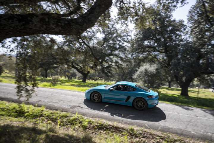 Porsche Elektro 718 | © 2019 Dr. Ing. H.c. F. Porsche AG
